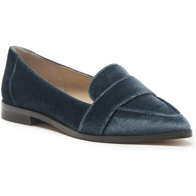 Sole Society Edie Pointy Toe Loafer