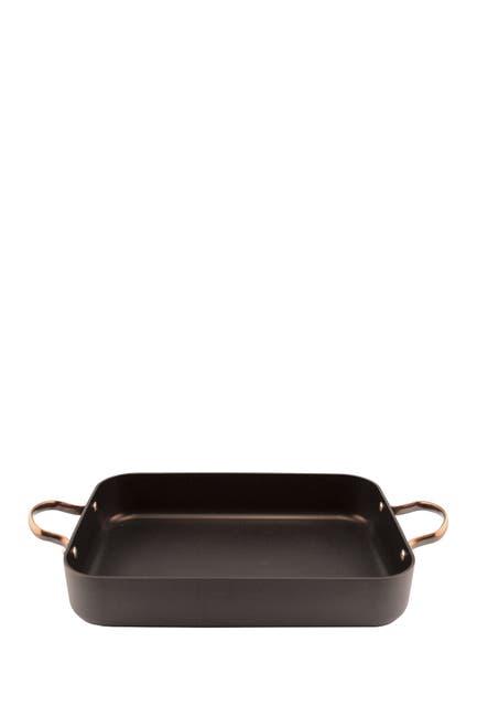 Image of BergHOFF Black Hard Anodized Single Roaster Pan