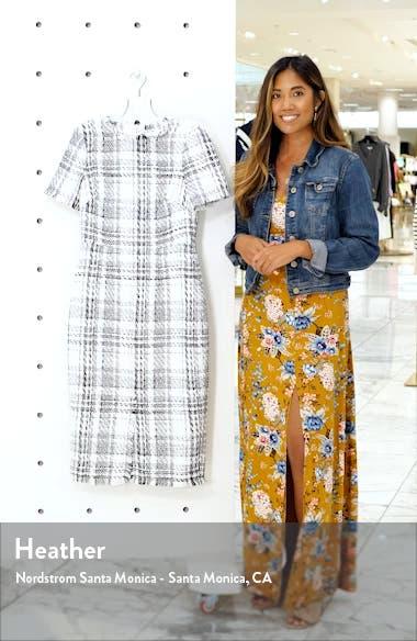 Tweed Sheath Dress, sales video thumbnail