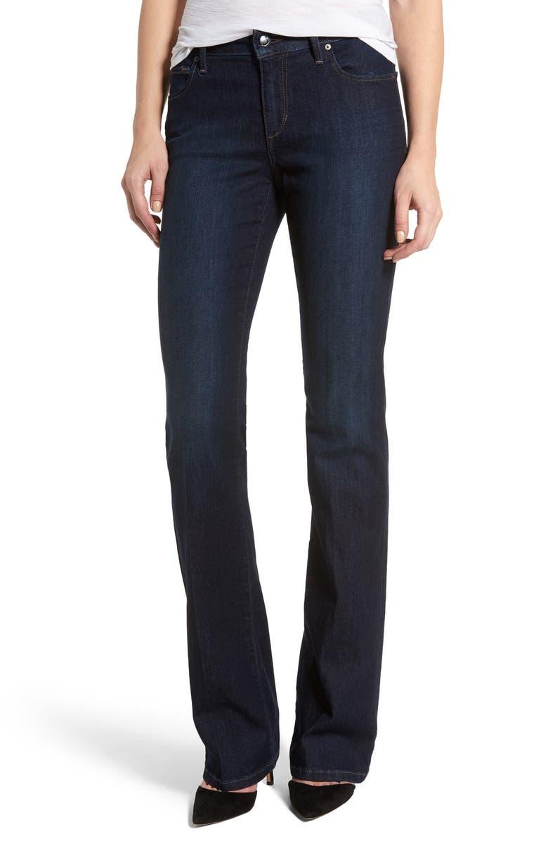 JOE'S Honey Curvy Bootcut Jeans, Main, color, 400