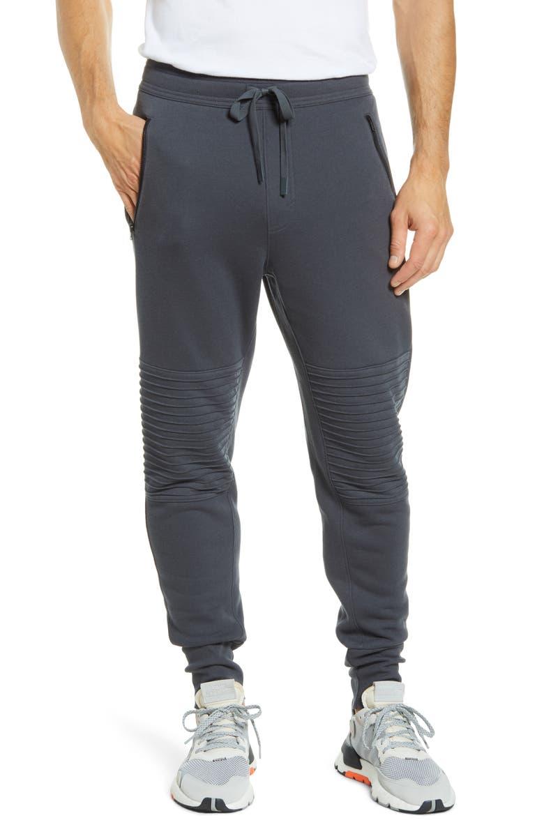ALO Moto Jogger Pants, Main, color, ANTHRACITE