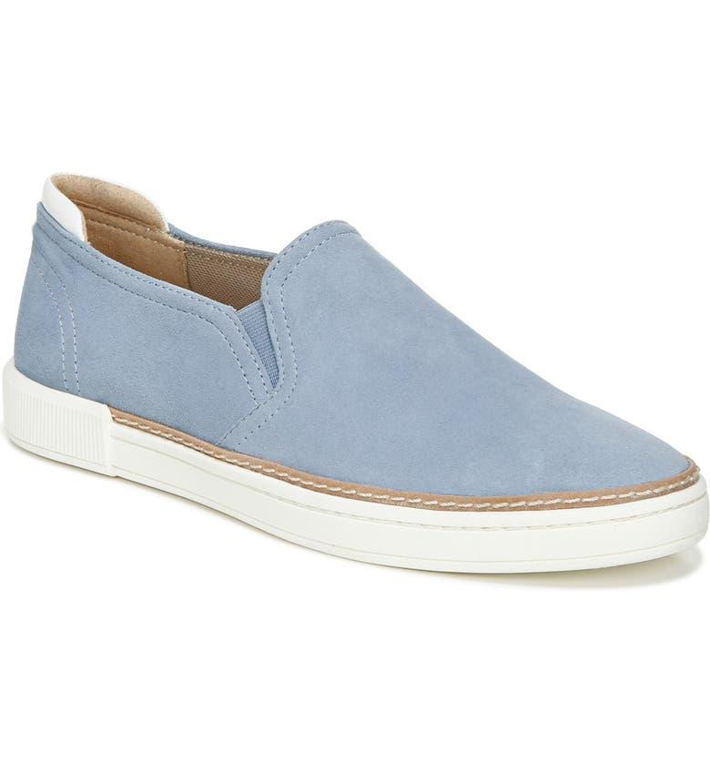 NATURALIZER Jade Slip-On Sneaker, Main, color, DAYDREAM BLUE