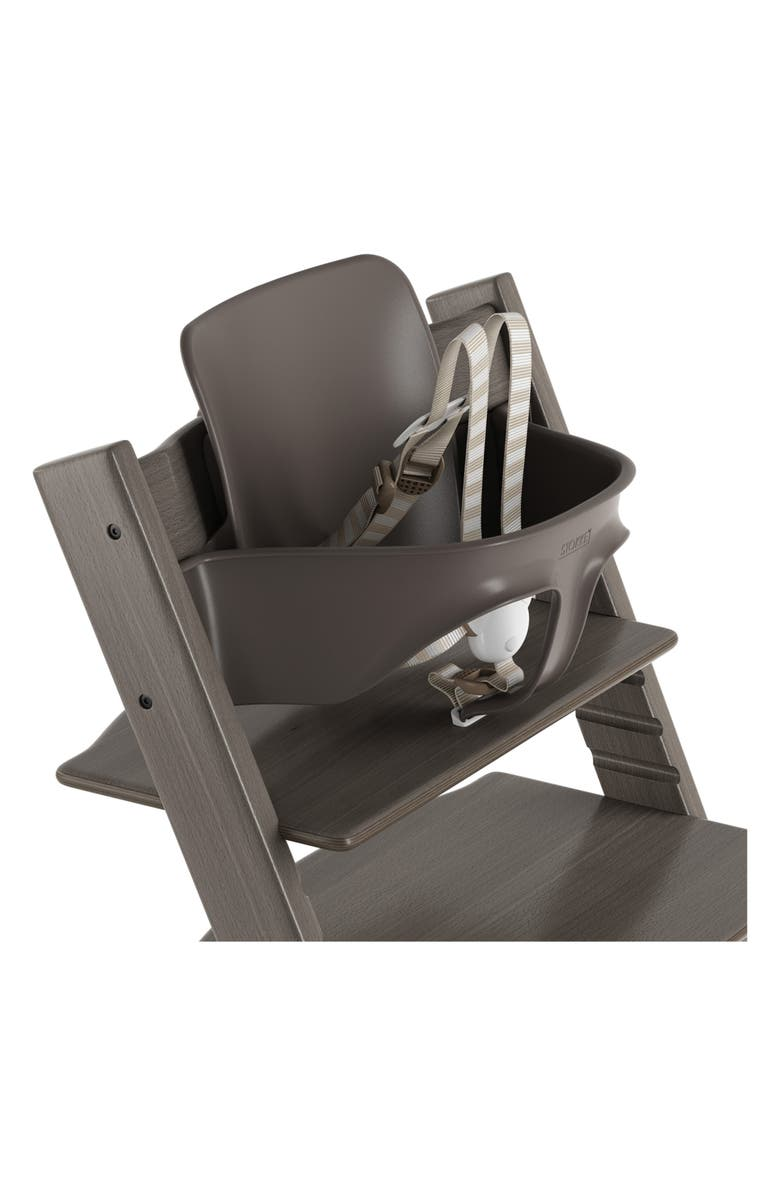 STOKKE Baby Set for Tripp Trapp<sup>®</sup> Chair, Main, color, HAZY GREY