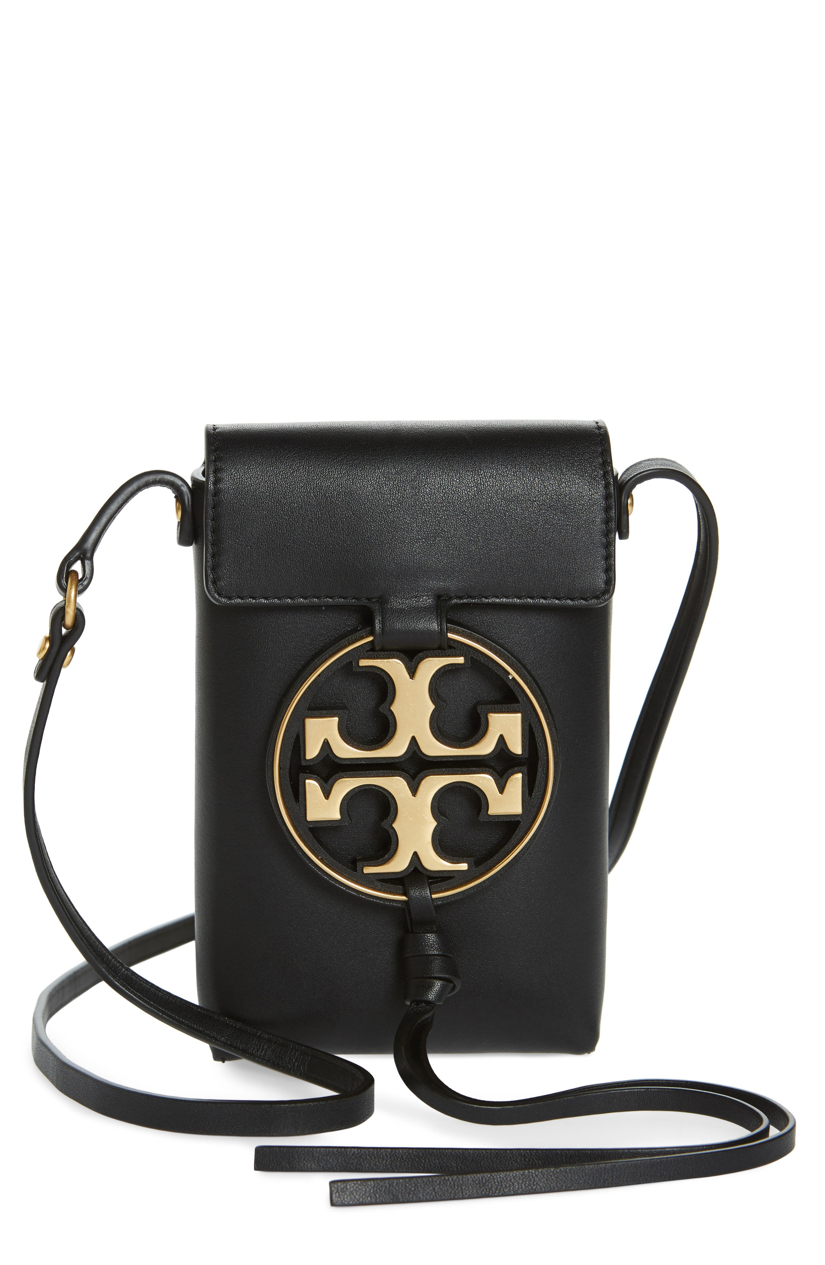 Tory Burch Miller Leather Phone