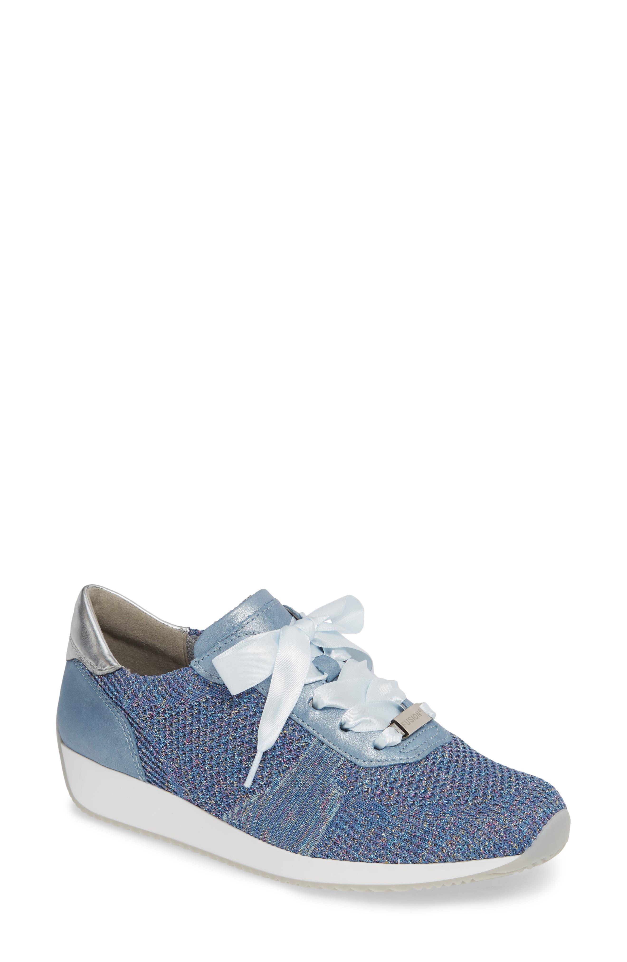 Ara Lilly Sneaker- Blue