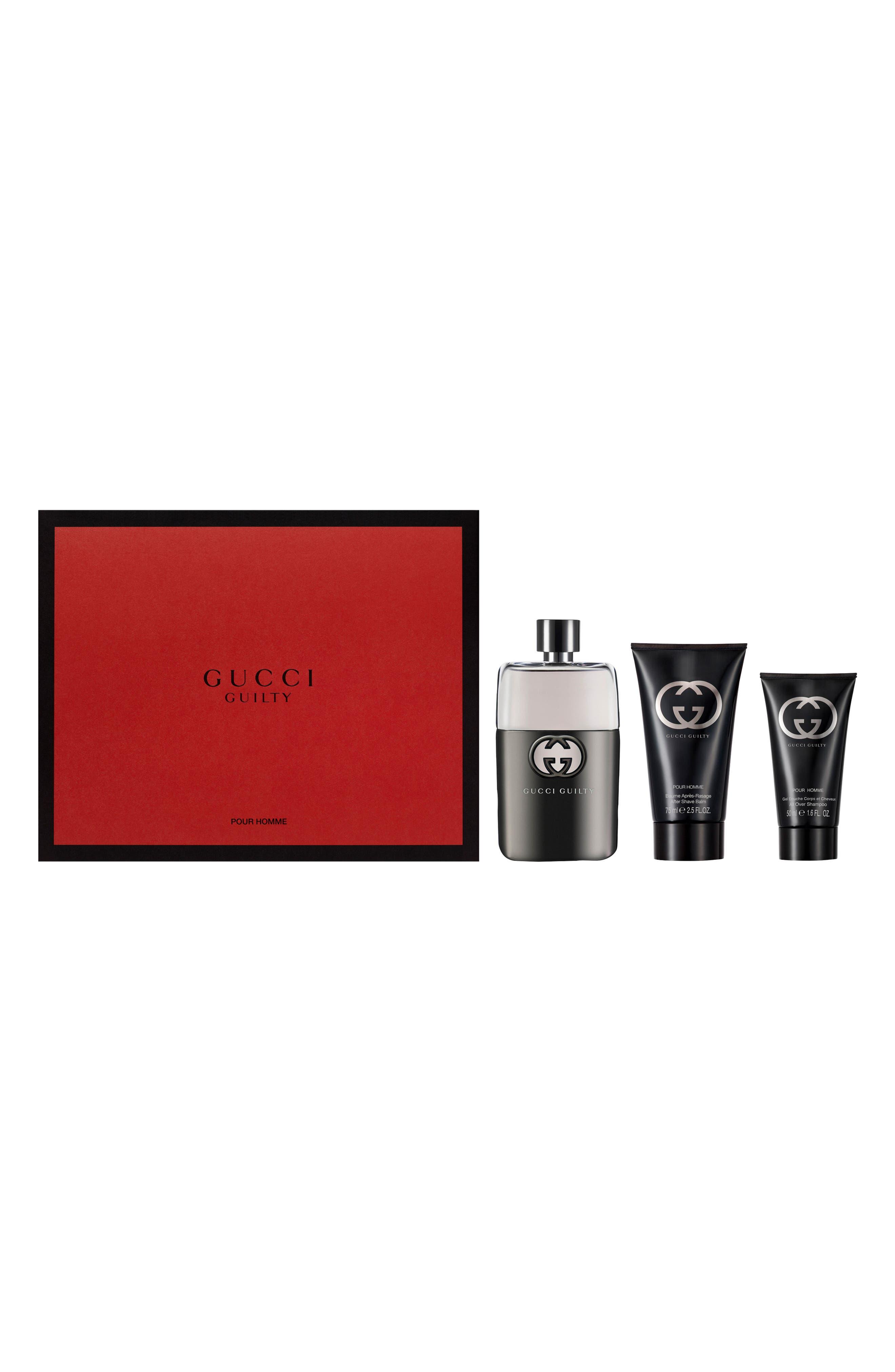 Gucci Guilty Pour Homme Set