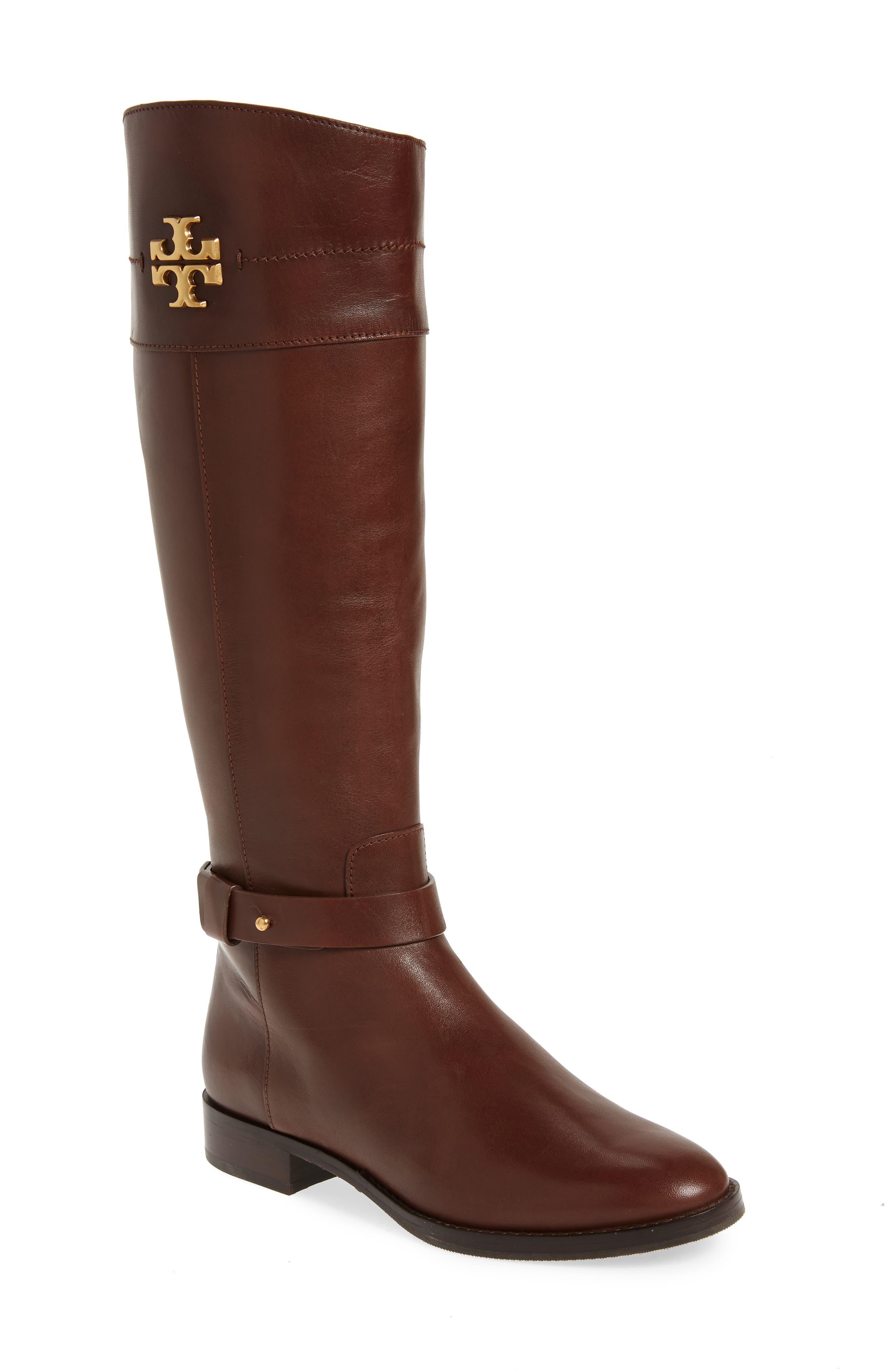 Tory Burch Everly Knee High Boot (Women)