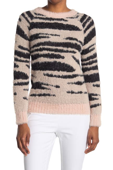 Image of Cotton Emporium Tiger Long Sleeve Pullover
