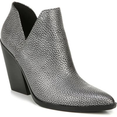 Naturalizer Rosetta Bootie- Metallic