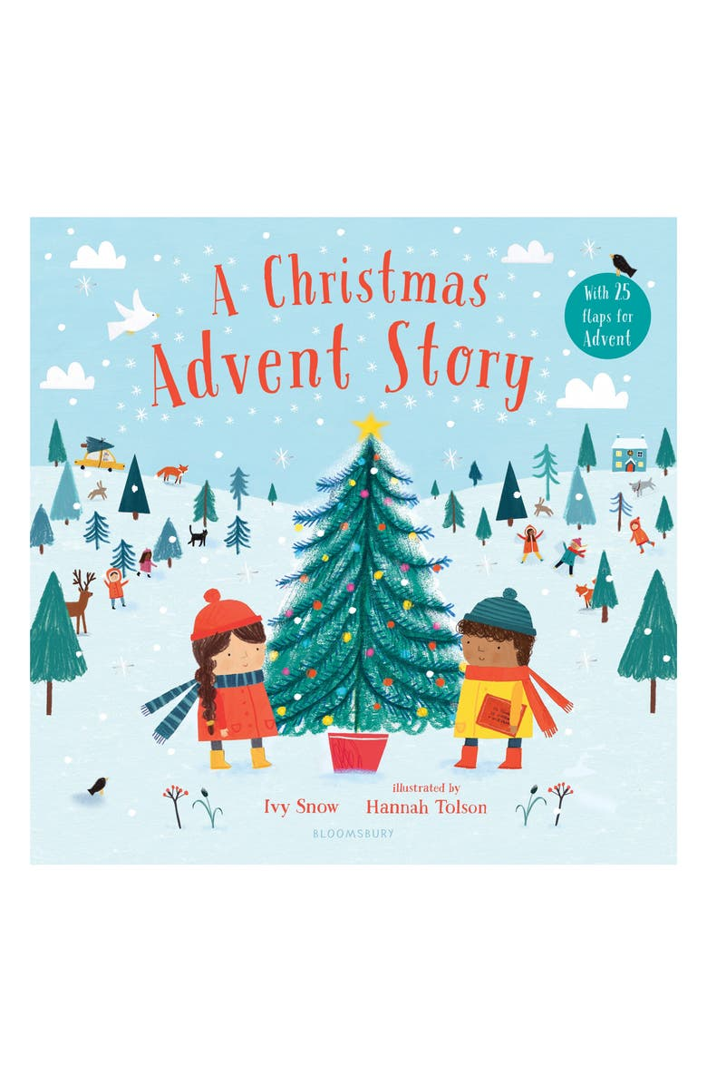 MACMILLAN 'A Christmas Advent Story' Book, Main, color, 400
