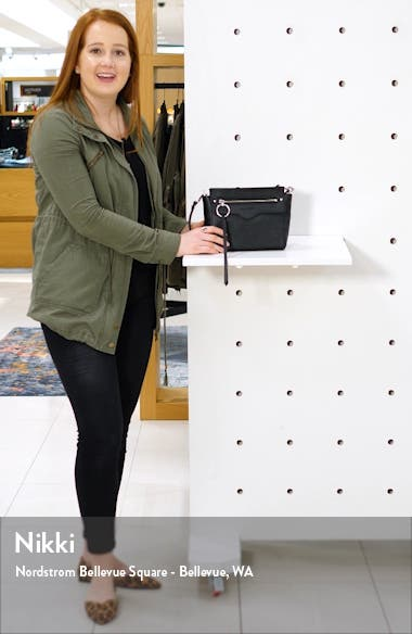 Gabby Leather Crossbody Bag, sales video thumbnail