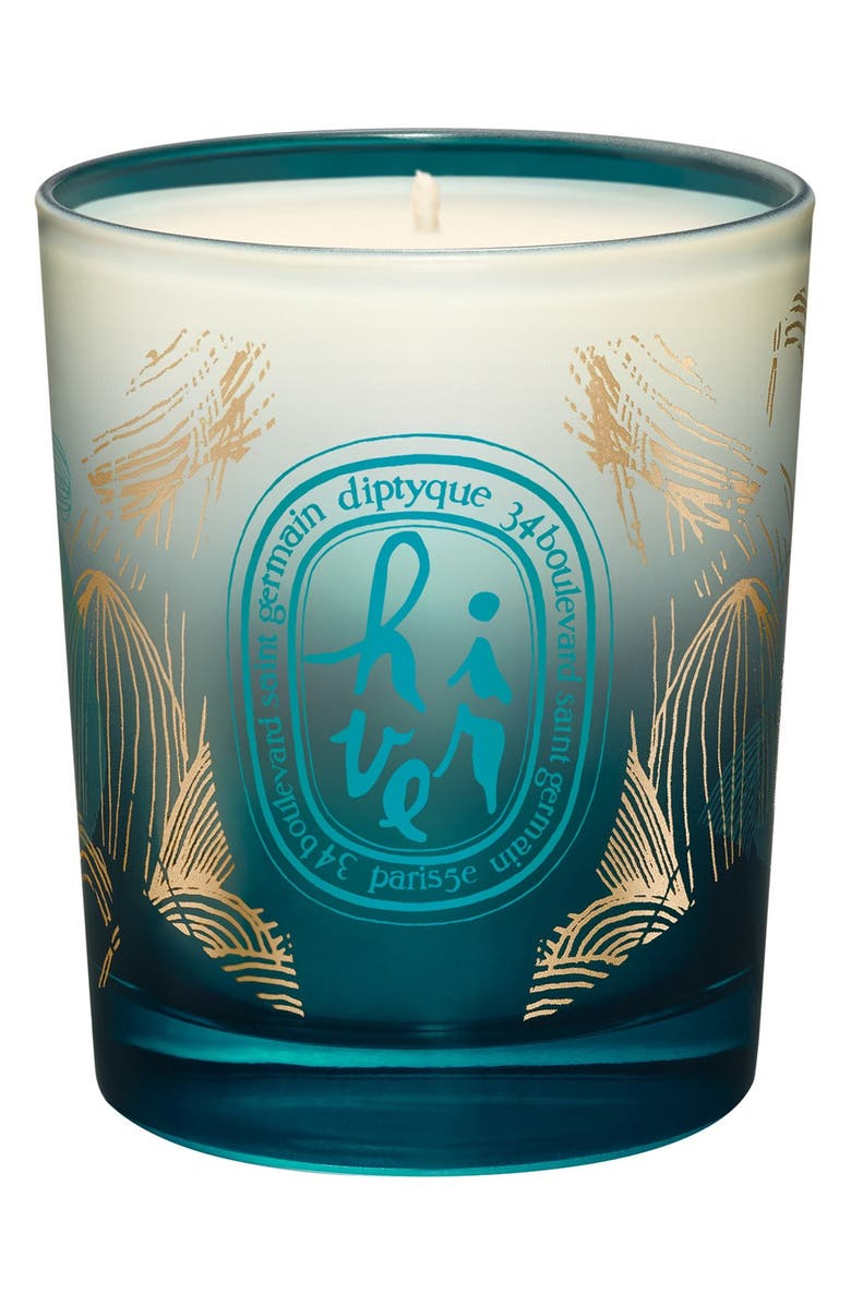 DIPTYQUE 'Winter' Candle, Main, color, 000