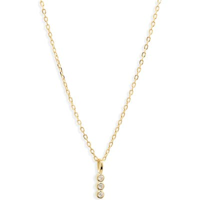 Stella And Bow Rossi Pendant Necklace