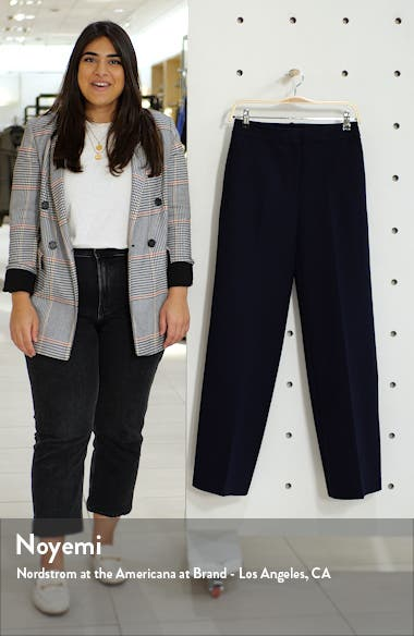Hampshire Wide Leg Ponte Pants, sales video thumbnail