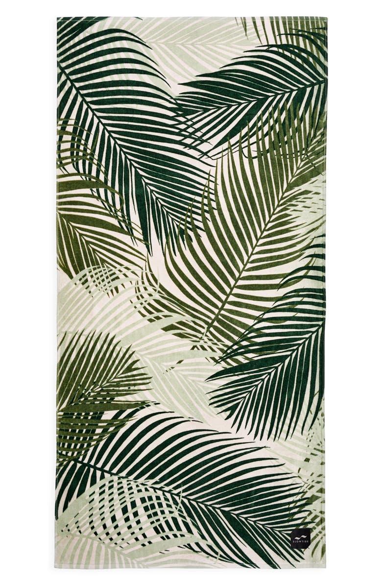 SLOWTIDE Hala Beach Towel, Main, color, 300