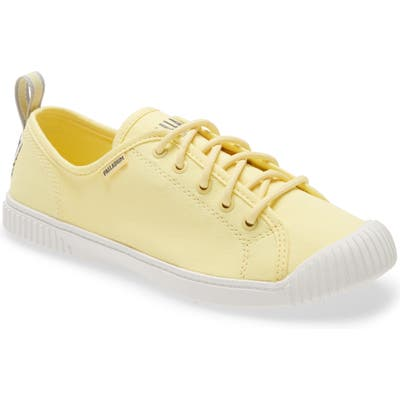 Palladium Easy Low Top Sneaker- Yellow