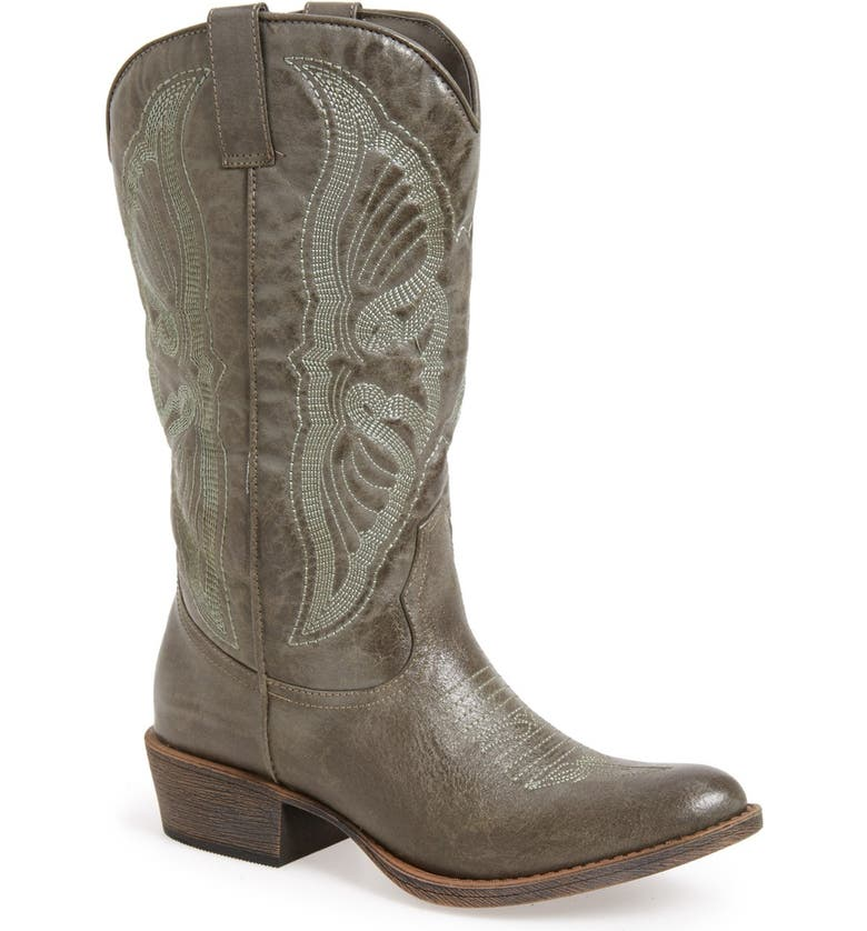 COCONUTS BY MATISSE Matisse 'Chance' Western Boot, Main, color, 035