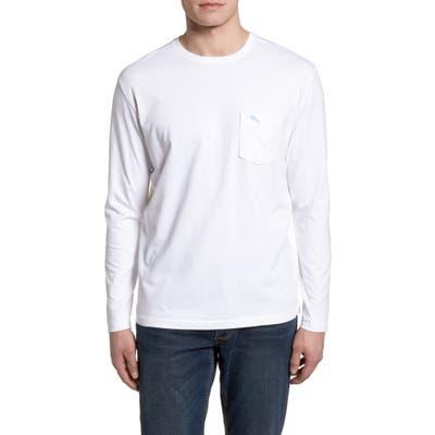 Big & Tall Tommy Bahama New Bali Skyline T-Shirt - White