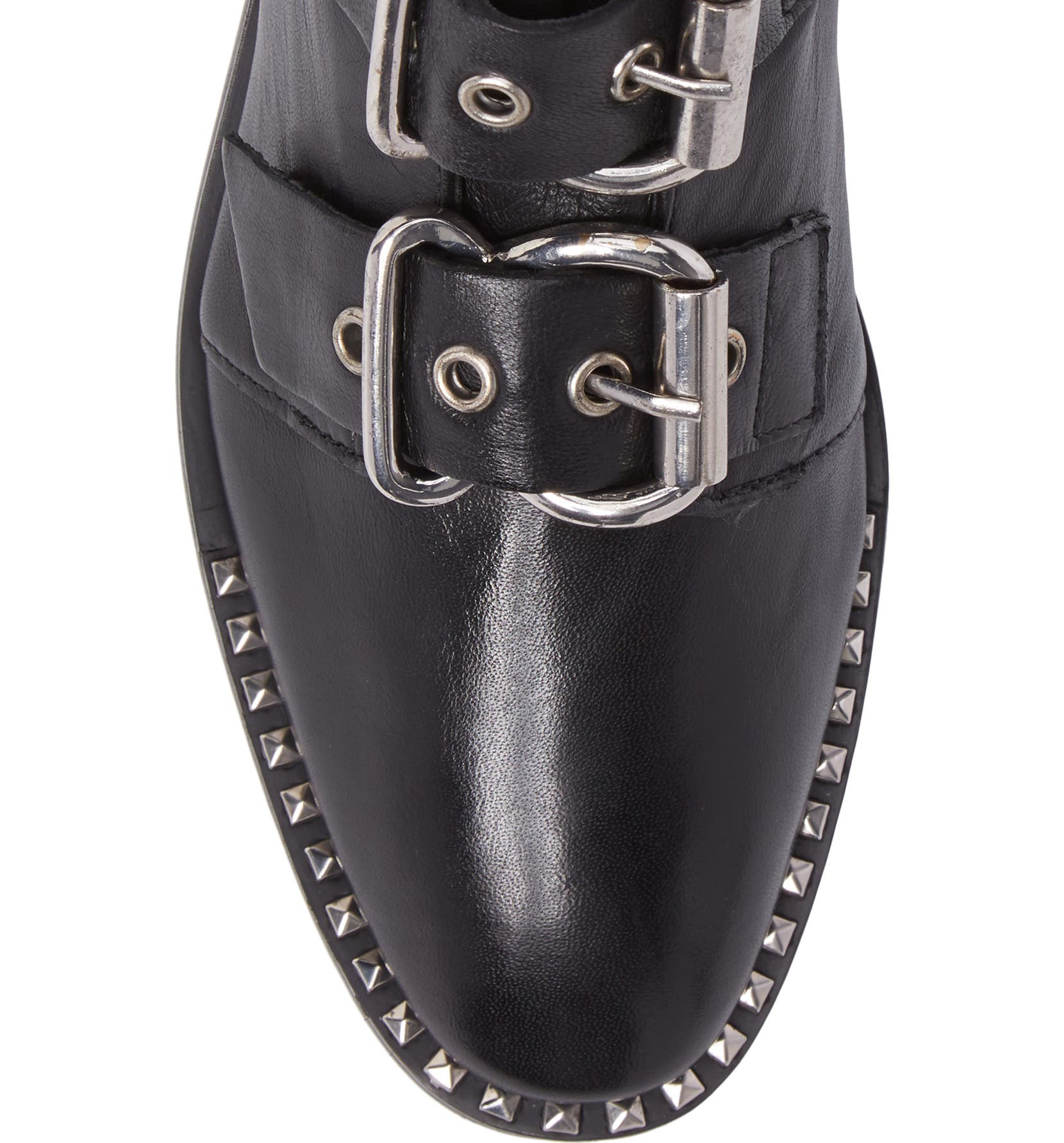 1953f1157ff3 Topshop Alfie Buckle Ankle Boot (Women) | Nordstrom