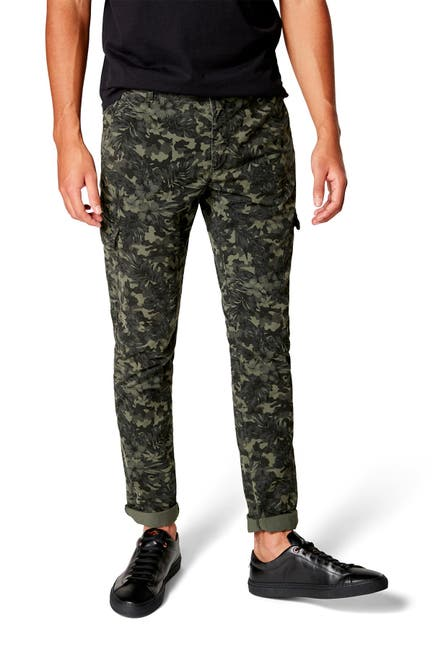 Image of Good Man Brand Floral Camo Cargo Pants
