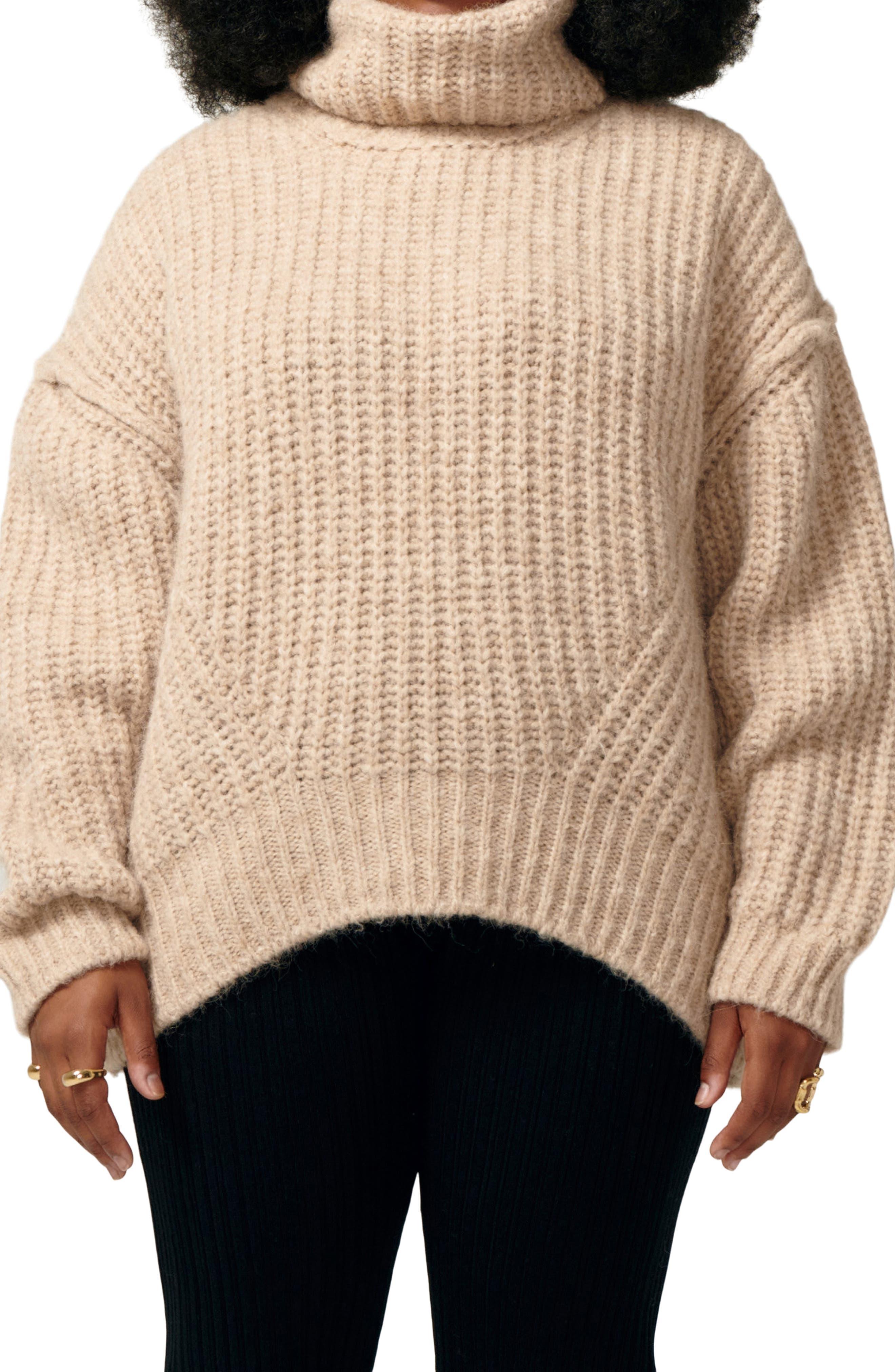 A Heaven Turtleneck Sweater