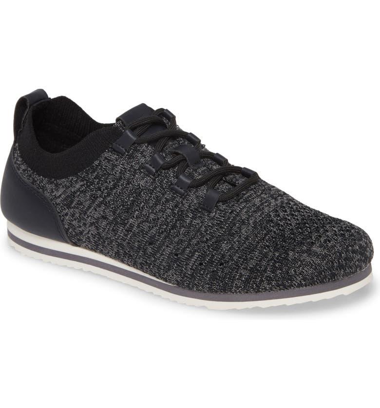 CASLON<SUP>®</SUP> Rainey Knit Sneaker, Main, color, 001