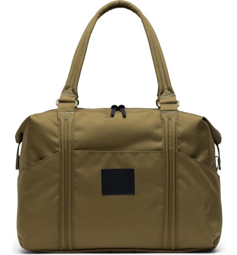 HERSCHEL SUPPLY CO. Strand Duffle Bag, Main, color, KHAKI GREEN