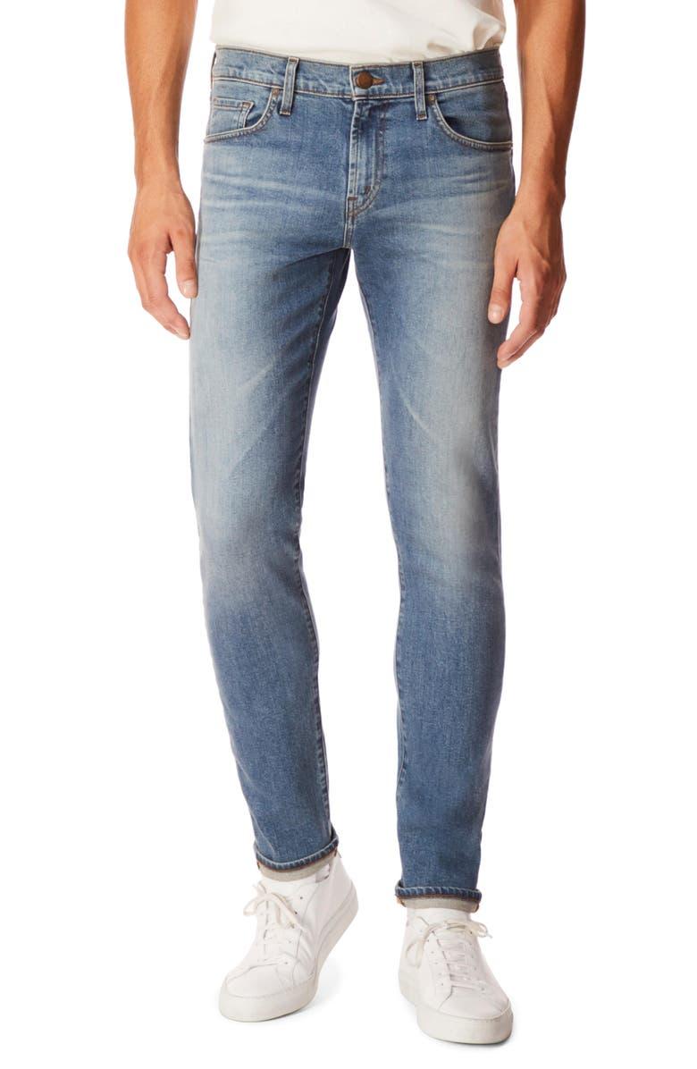 J BRAND Tyler Slim Fit Jeans, Main, color, BUCCUPO