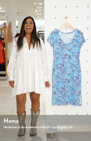 Malin T-Shirt Dress, sales video thumbnail