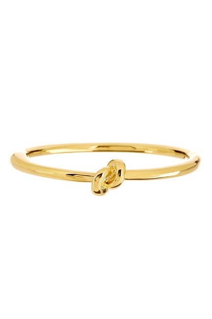 Image of 14th & Union Knotted Hinged Bangle