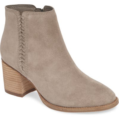 Blondo Nina Waterproof Suede Boot, Grey