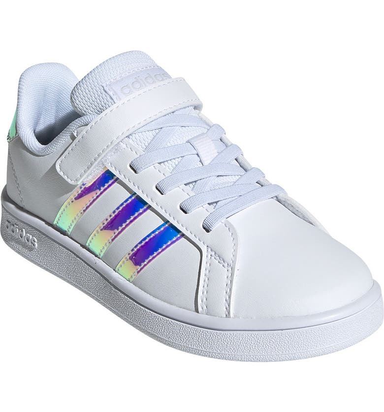 ADIDAS Grand Court Sneaker, Main, color, FTWWHT/FTW