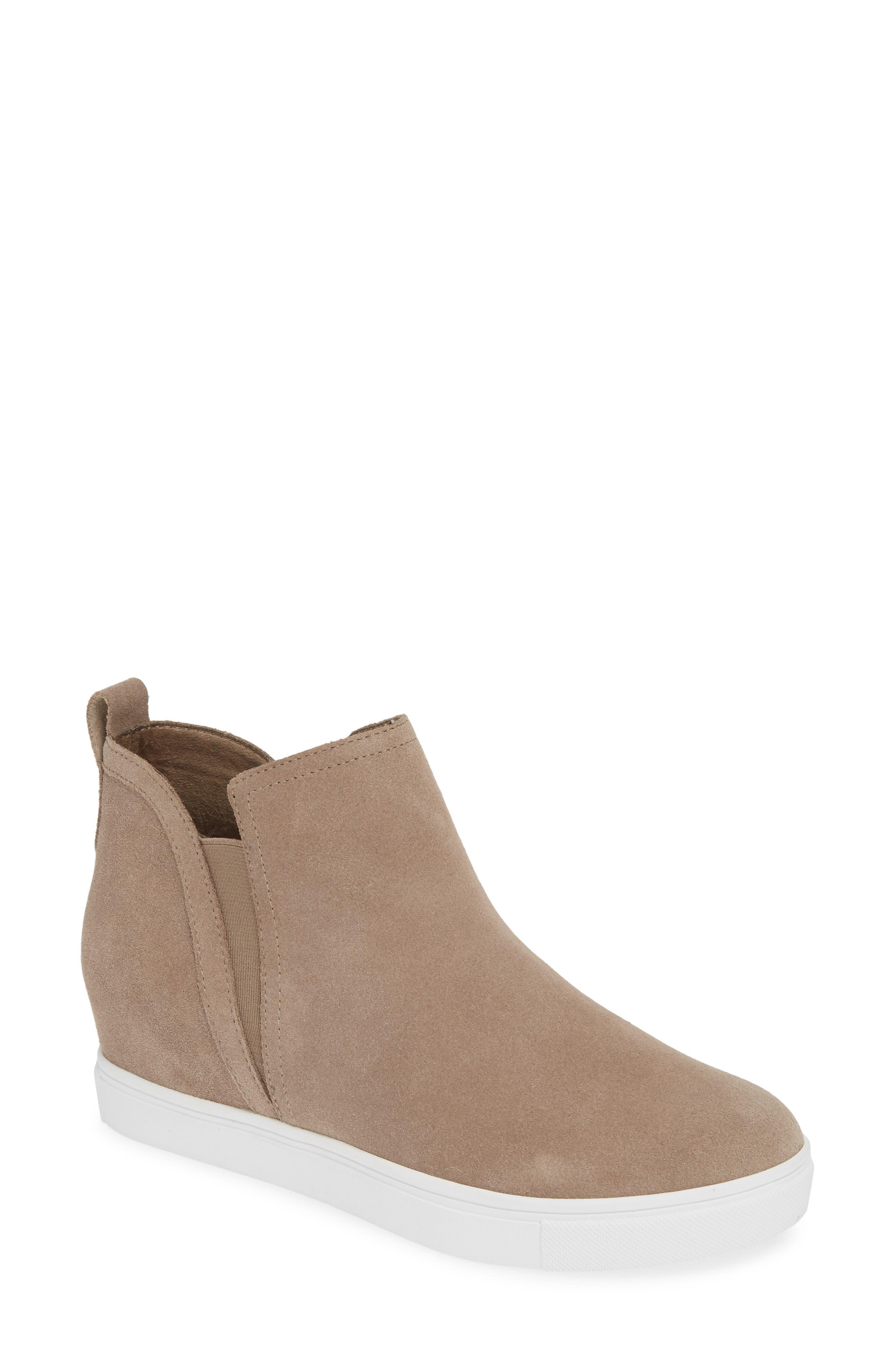 Blondo Georgette Waterproof Hidden Wedge Sneaker (Women)