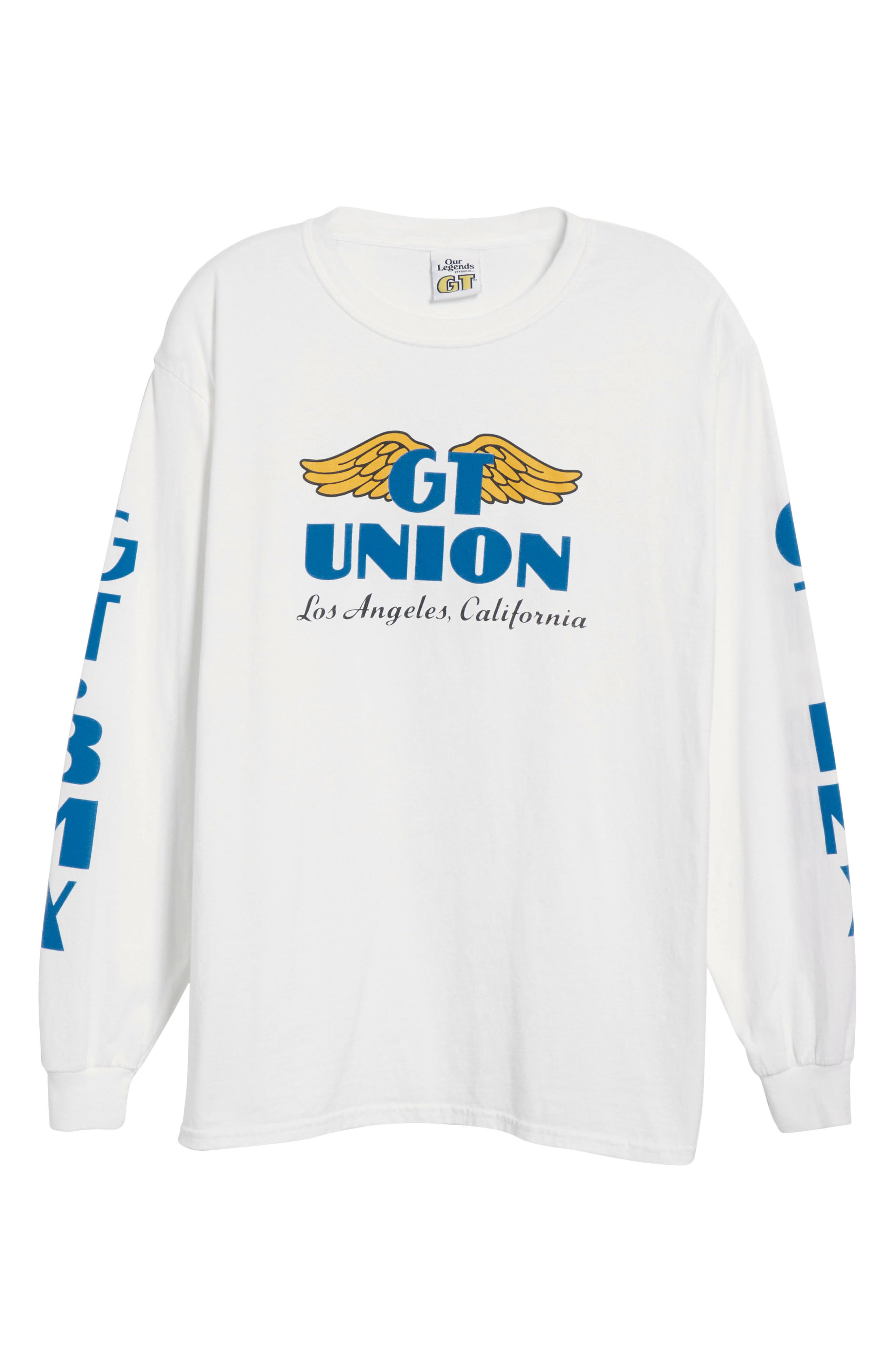 Our Legends Wings Long Sleeve T-Shirt