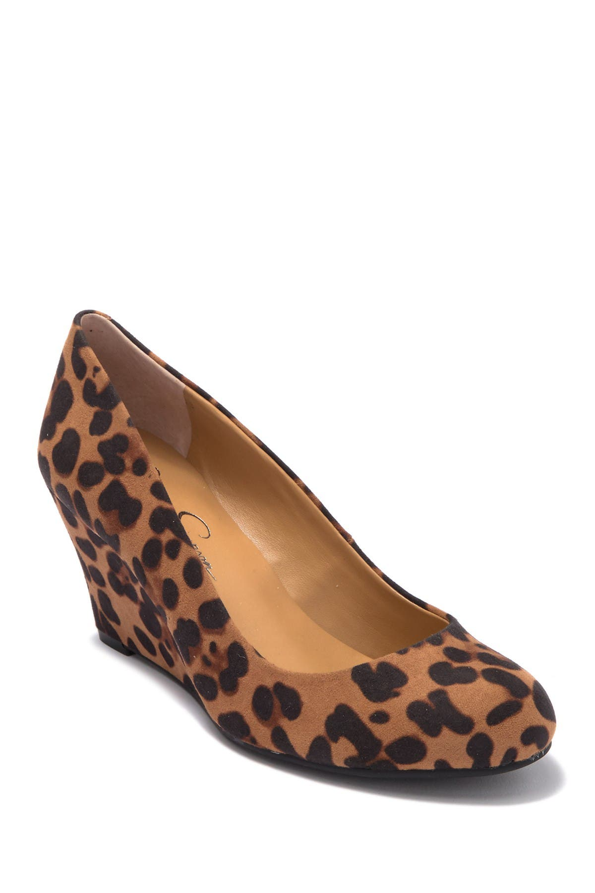 Image of Jessica Simpson Suzanna Wedge Pump - Wide Width Available