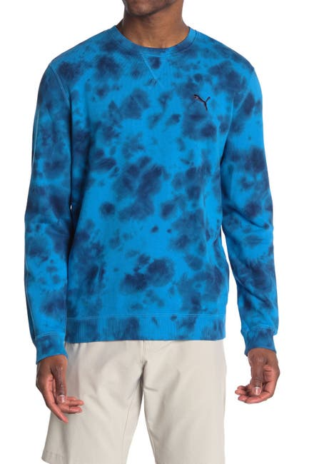 Image of PUMA GOLF Haight Crewneck Sweater