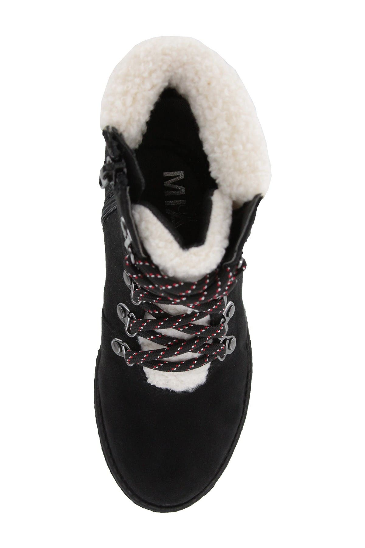 MIA Alpine Faux Shearling Hiker Boot