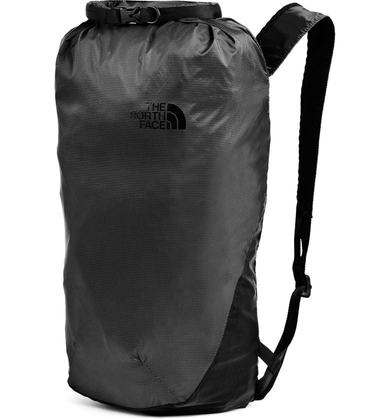 THE NORTH FACE Flyweight Rolltop Backpack, Main, color, 021