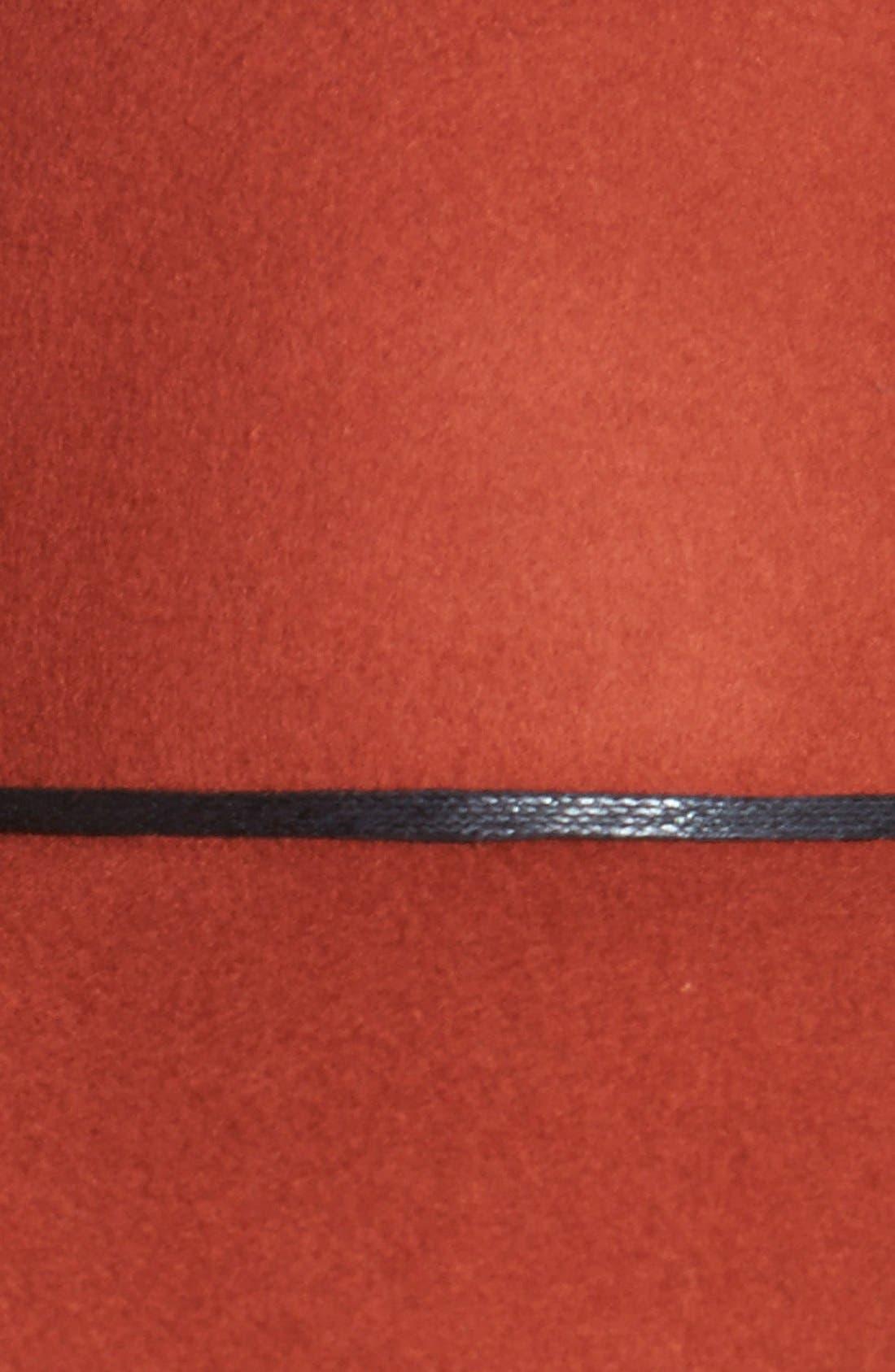 ,                             Rope Trim Floppy Felt Hat,                             Alternate thumbnail 7, color,                             600