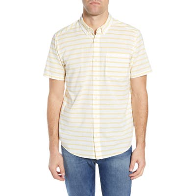 Patagonia Bluffside Regular Fit Shirt, Yellow