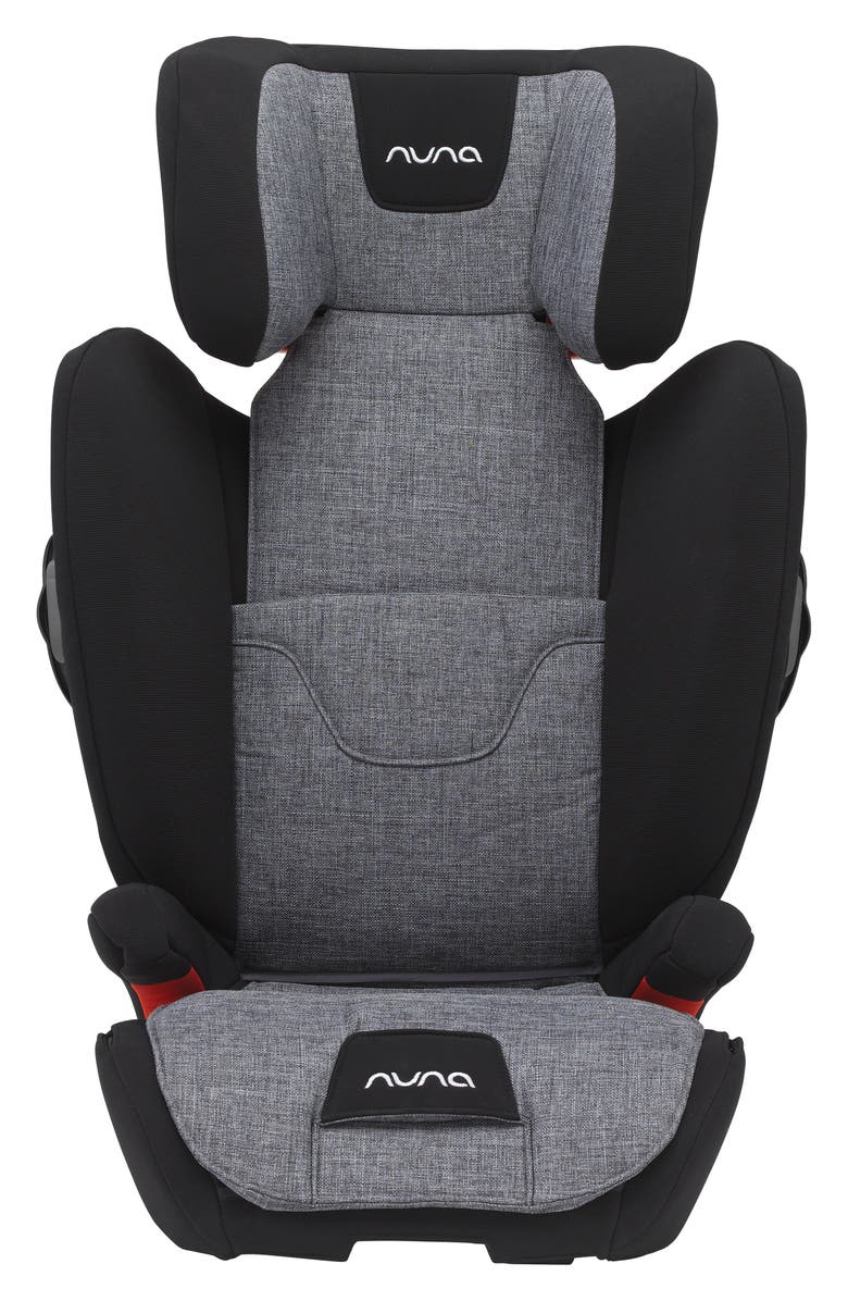 NUNA AACE<sup>™</sup> Booster Car Seat, Main, color, CHARCOAL
