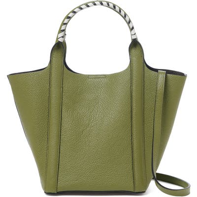 Botkier Nomad Mini Leather Tote - Green