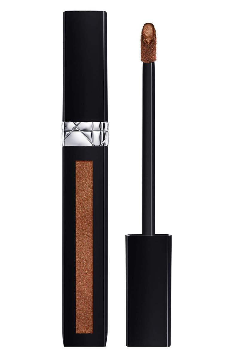 DIOR Rouge Dior Liquid Lip Stain, Main, color, 515 SCANDALOUS METAL