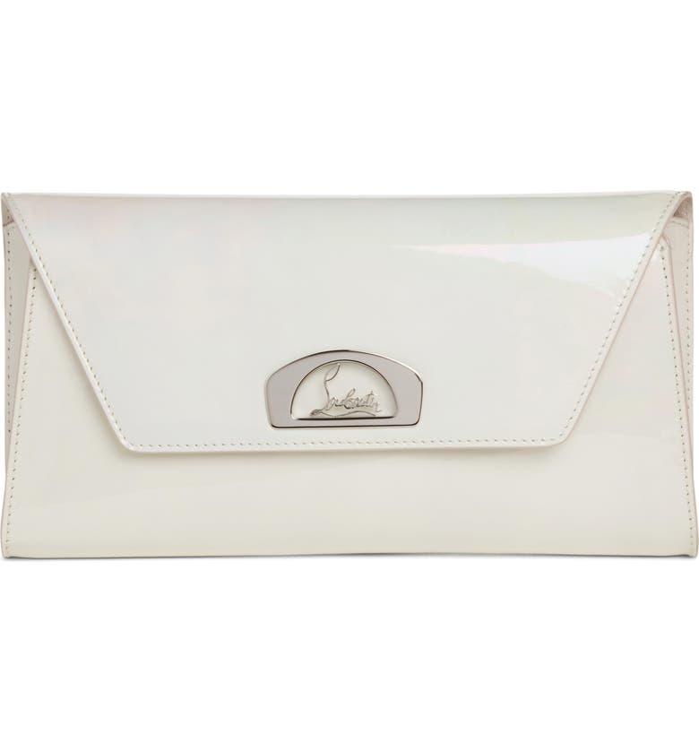 0572635a542 Christian Louboutin Vero Dodat Patent Leather Clutch | Nordstrom