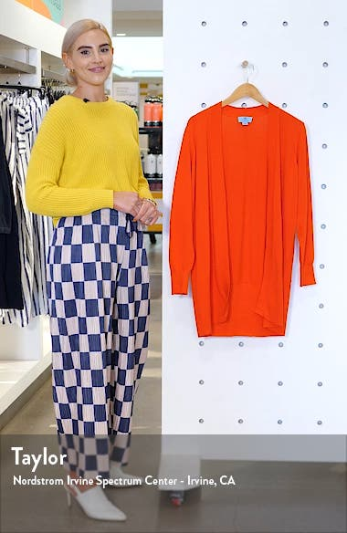Long Cardigan Sweater, sales video thumbnail