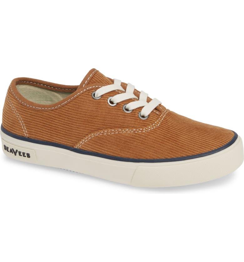 SEAVEES Legend Corduroy Sneaker, Main, color, GOLDEN BROWN CORDUROY