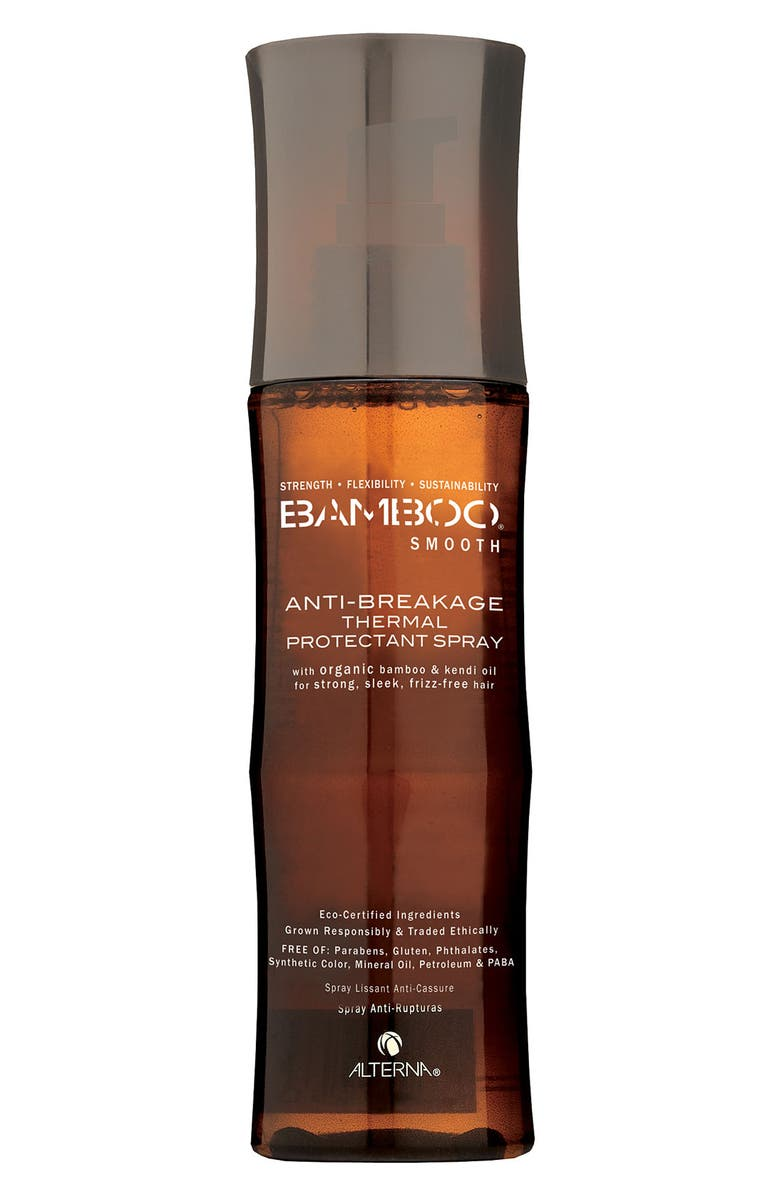 ALTERNA<SUP>®</SUP> Bamboo Smooth Anti-Breakage Thermal Protectant Spray, Main, color, NO COLOR