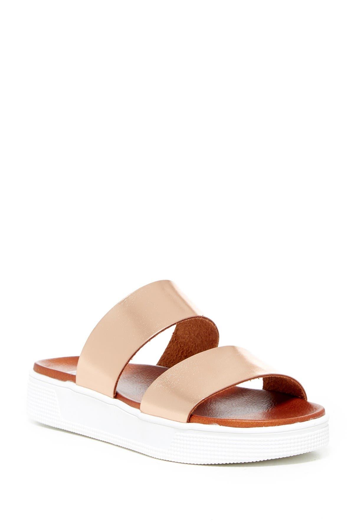 MIA | Saige Platform Slide Sandal