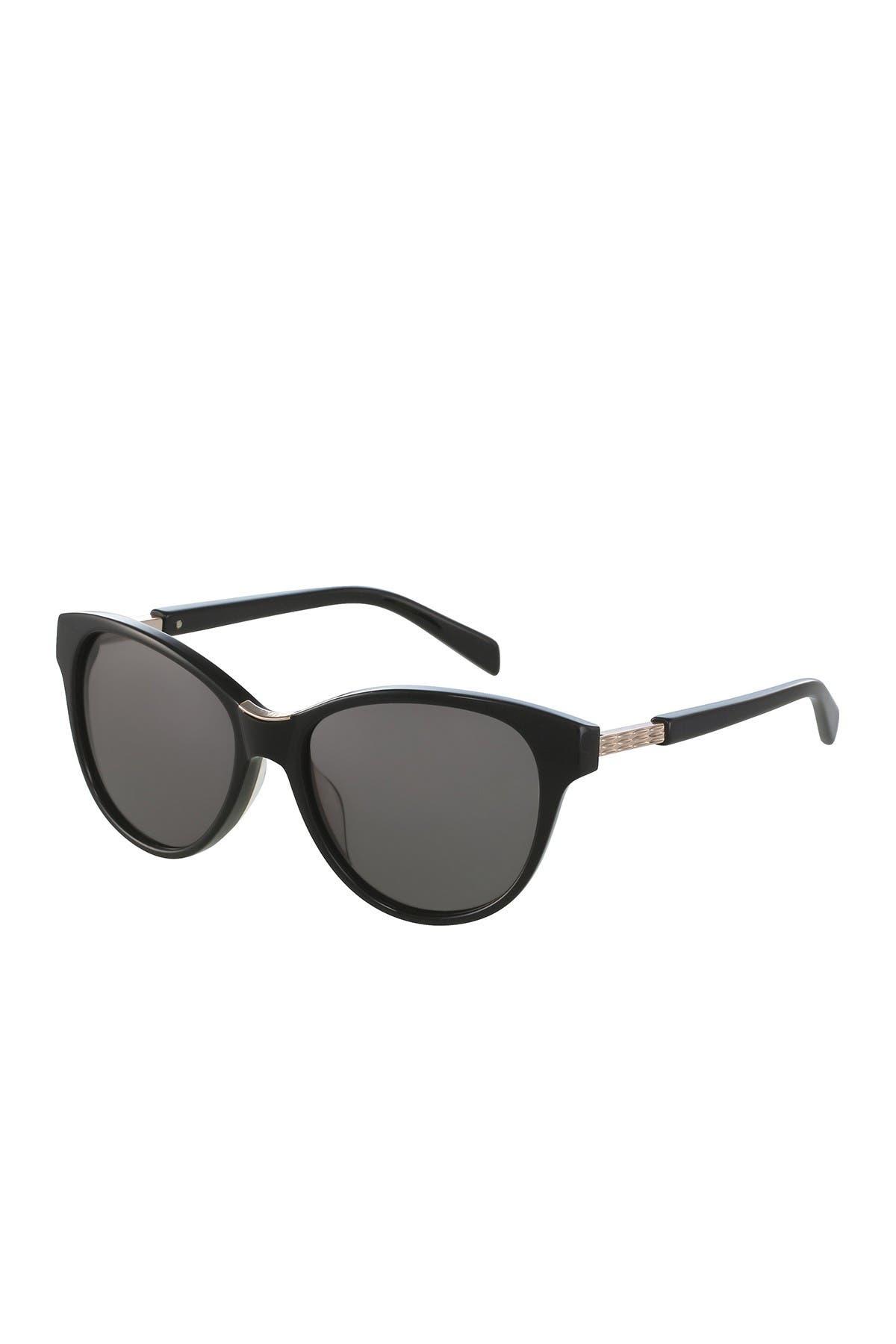 Image of Balmain 54mm Modified Cat Eye Sunglasses
