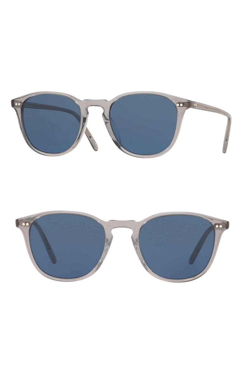OLIVER PEOPLES Forman LA 51mm Sunglasses, Main, color, 020